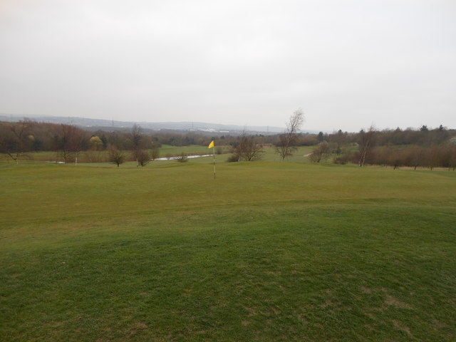 9th Green Rother Valley G.C.