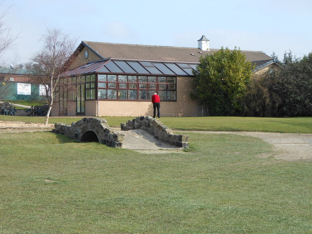 Club House Rother Valley G.C.