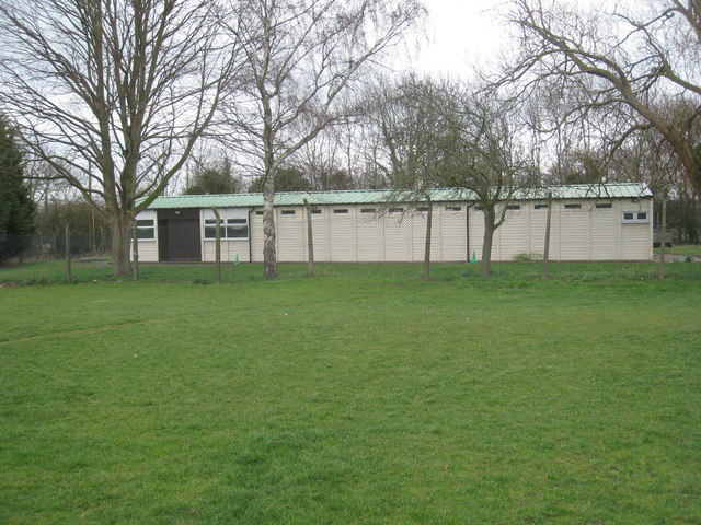1st Old Dalby Scout hut