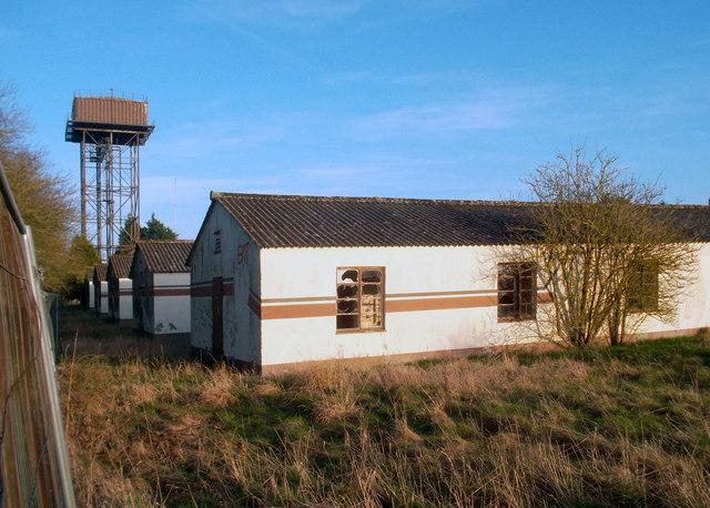Old Huts, Upper Heyford Airfield