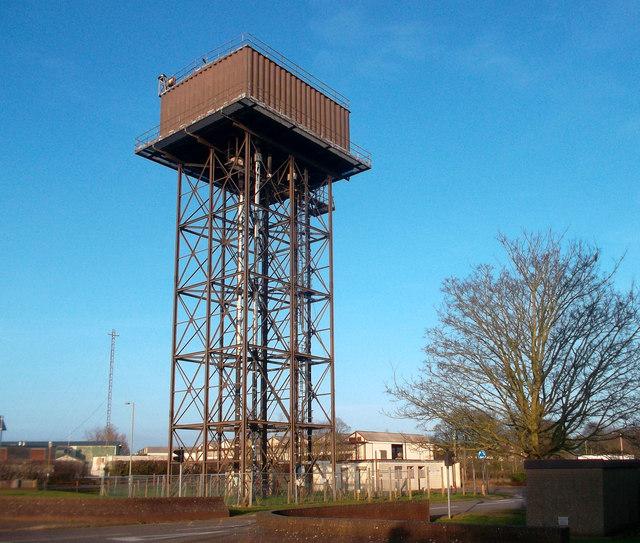 Water Tower, Upper Heyford Airfield