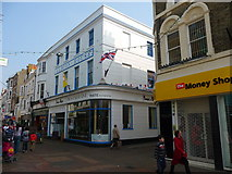 SY6778 : Weymouth - Albion House by Chris Talbot