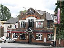 SK4214 : Coalville Leicester Inn by the bitterman