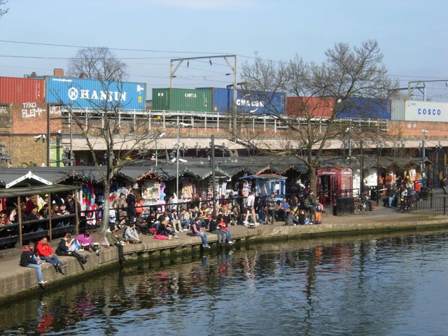 Regent S Canal Camden Town 169 Stephen Mckay Cc By Sa 2 0
