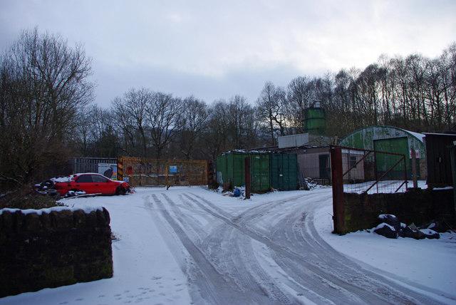Holme End Works