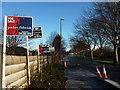 SJ8293 : Mauldeth Road West, Hough End by Phil Champion