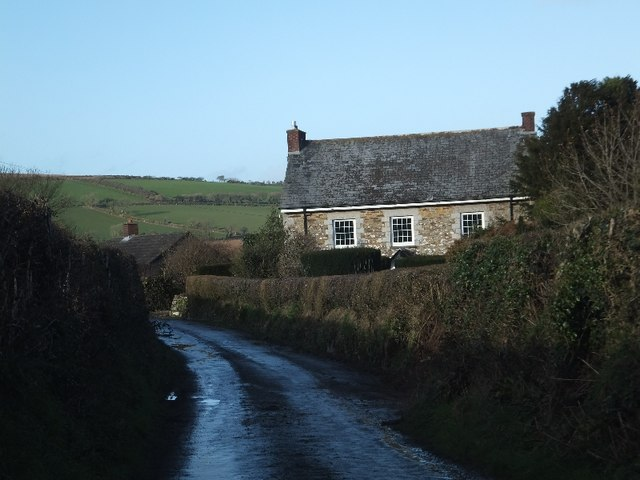 Houses at Treliver