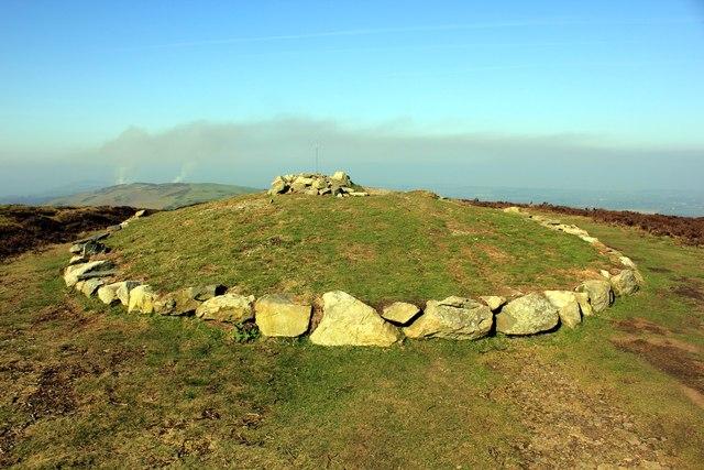 Penycloddiau Bronze Age Burial Mound