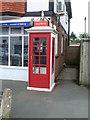 SZ6488 : Telephone Kiosk in Bembridge (1) by David Hillas
