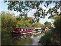 SP8813 : Approaching Bates Boatyard from Aylesbury in the Autumn by Chris Reynolds