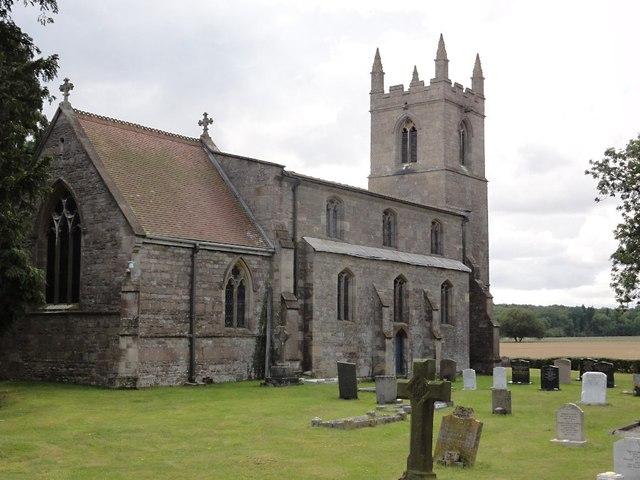 Kirkby Underwood Church