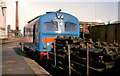 J3475 : MV locomotive, York Road, Belfast by Albert Bridge