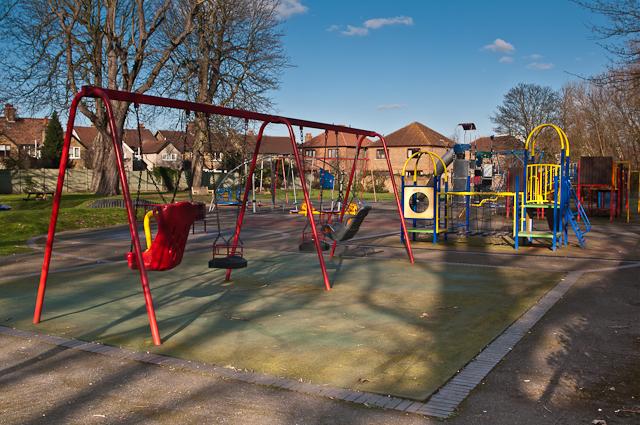 Playground, Priory Gardens