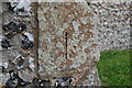 TQ5201 : Sundial, St Michael the Archangel church, Litlington by Julian P Guffogg