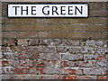 TM4789 : The Green sign by Adrian Cable