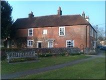 SU7037 : Jane Austen's house by David Martin