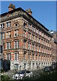 SJ3490 : Berey's Buildings, Bixteth Street, Liverpool by Stephen Richards
