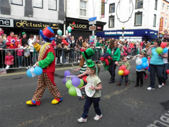 St. Patrick's Day, Omagh 2012 (13)