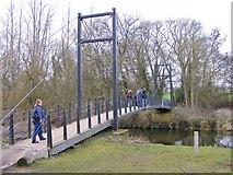 SJ5510 : Tern Bridge by Gordon Griffiths