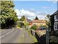TF1026 : Dunsby Village by Tony Atkin