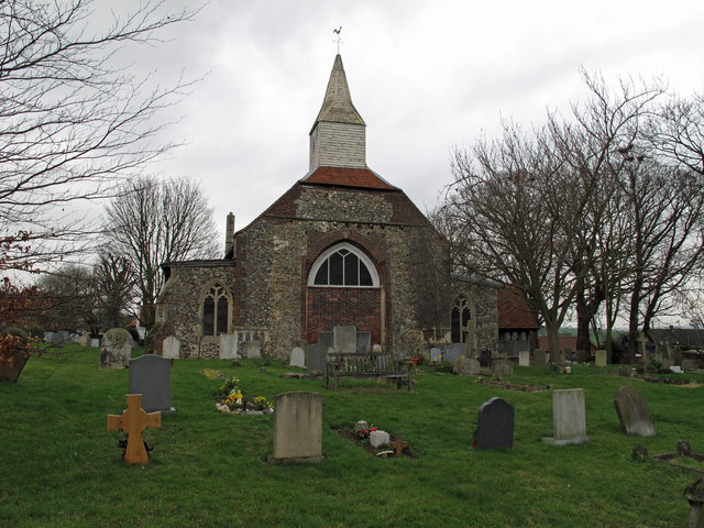 St Mary's Church: Western View