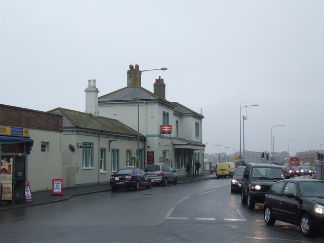 Seaford Station Approach