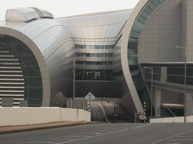 Terminal 2, Dublin Airport