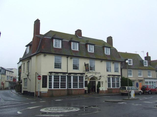 The Wellington pub, Seaford