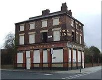 SJ3588 : The Dick Jennings, Mill Street by JThomas