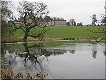 SE7170 : Castle Howard, winter view by Pauline E