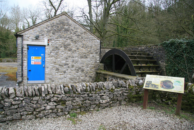 Miller's Dale Meal Mill