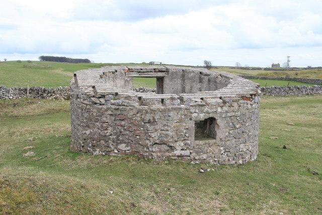 Magpie Mine - powder house