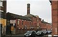 SJ9043 : Pottery, King Street ,Longton. by Chris Allen