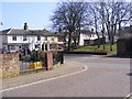 TM4462 : Dinsdale Road, Leiston by Adrian Cable