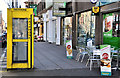J3374 : Telephone box, Belfast (9) by Albert Bridge