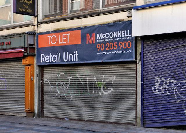 Vacant shop, Belfast (8)