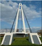 SO8453 : Diglis Bridge, Worcester by Chris Allen