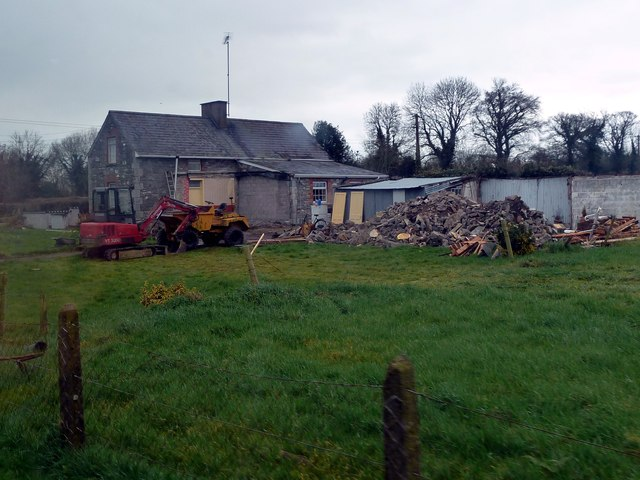 Farm cottage near Newgrange