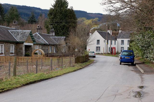 Inver village