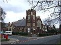 SJ3886 : Aigburth Methodist Church by JThomas