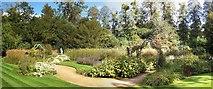 SU9085 : The Secret Garden, Cliveden House by Len Williams