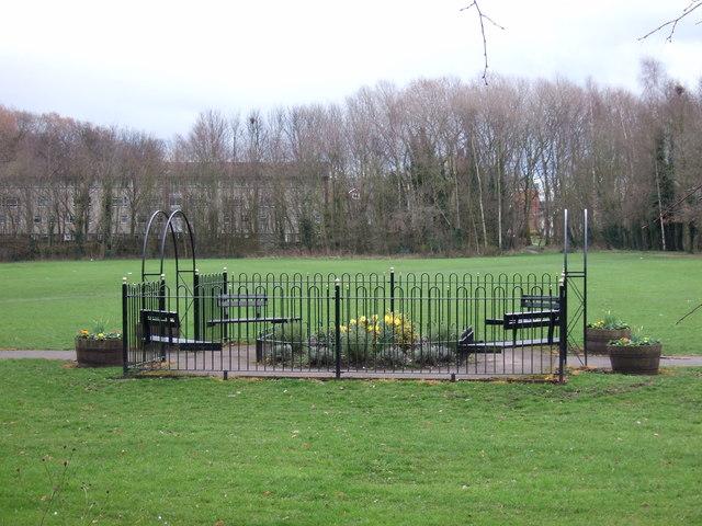 Recreation ground, Gateacre