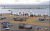 SY6774 : Weymouth & Portland National Sailing Academy by Mike Smith