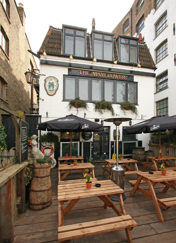 Mayflower best pubs in South London