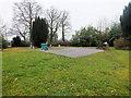 ST0909 : Site of All Saints Church by Jonathan Kington