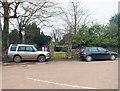 ST0909 : Gate to All Saints graveyard by Jonathan Kington