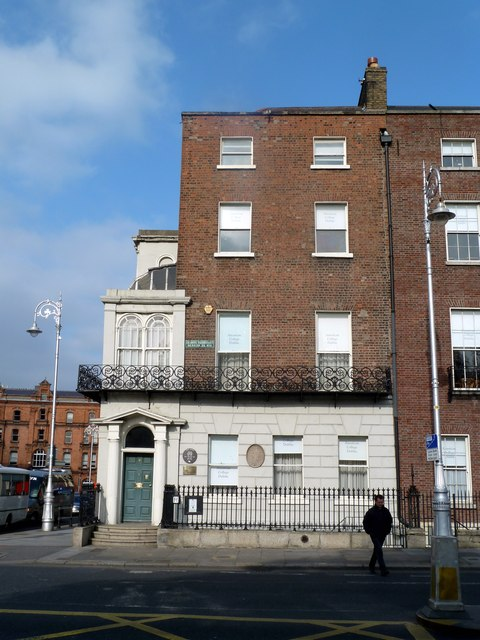 No 1 Merrion Square C Graham Hogg Cc By Sa 20 Geograph Ireland
