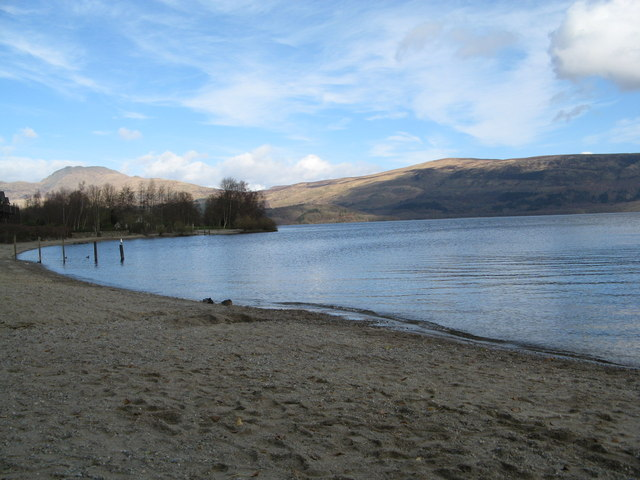 Lovely Sunny Day at Luss