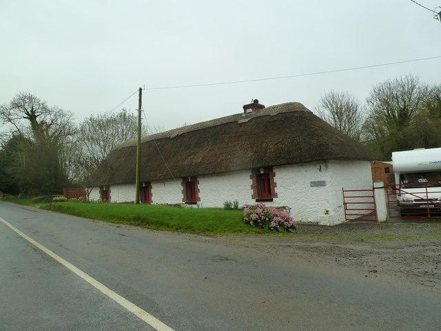 Boyne Canal Cottage