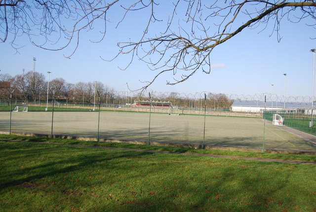 Army Hockey pitches